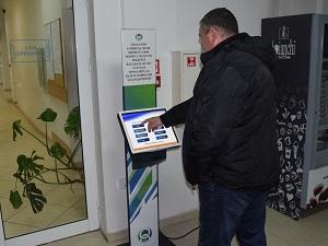 Електронна система оптимизира обслужването в ТП на НОИ - Перник