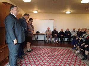 Управителят на НОИ Ивайло Иванов: Всеки ден посвещаваме труда си на възрастните хора