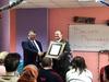 Посланикът на САЩ в България връчи грамота на управителя на НОИ за хуманност и  съпричастност към хората с увреждания