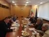 Управителят на НОИ се срещна с представители на пенсионерски организации